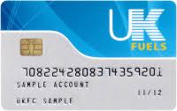 UK Fuels Card New Sites